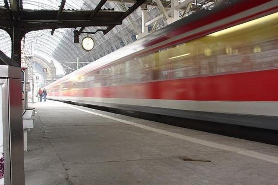 Zmniejszył się skład pociągów Przewozów Regionalnych w Opolu