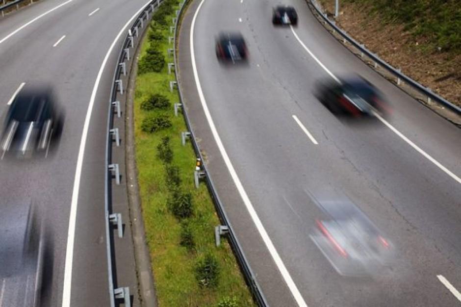 Jazda po 33 nowych kilometrach A2