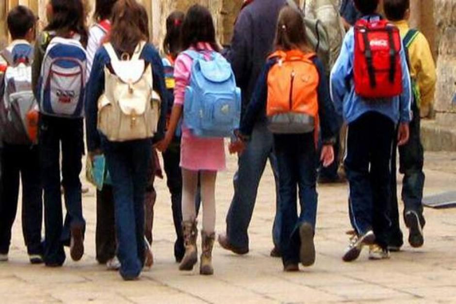 Uczniowie mają za ciężkie tornistry