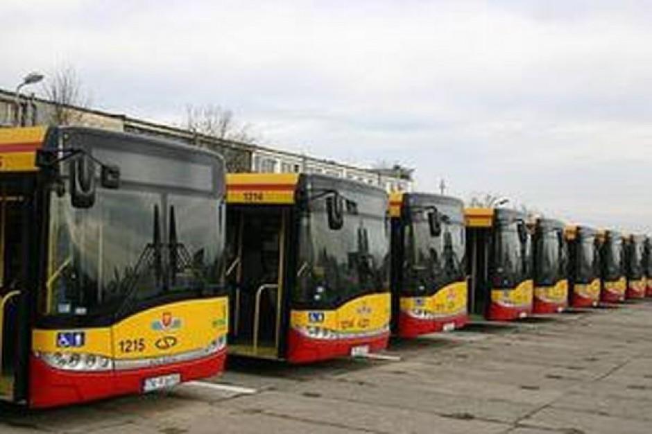 Bilety bez kasowania w warszawskich autobusach