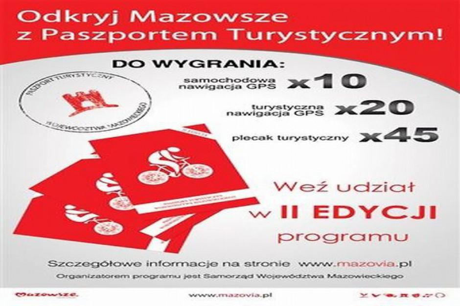 Z paszportem po Mazowszu