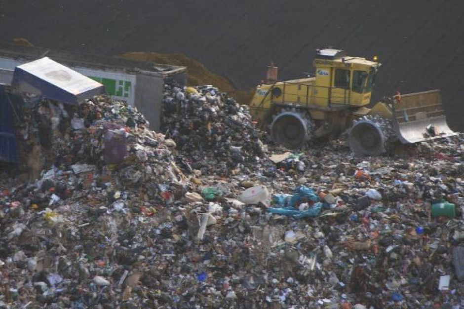 Opłaty za składowanie odpadów polecą w górę