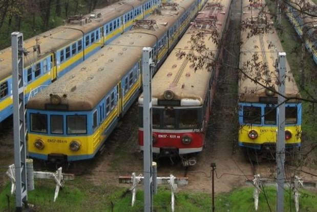 Wstydzą się za stare pociągi