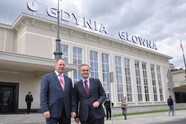 Otwarto dworzec Gdynia Główna
