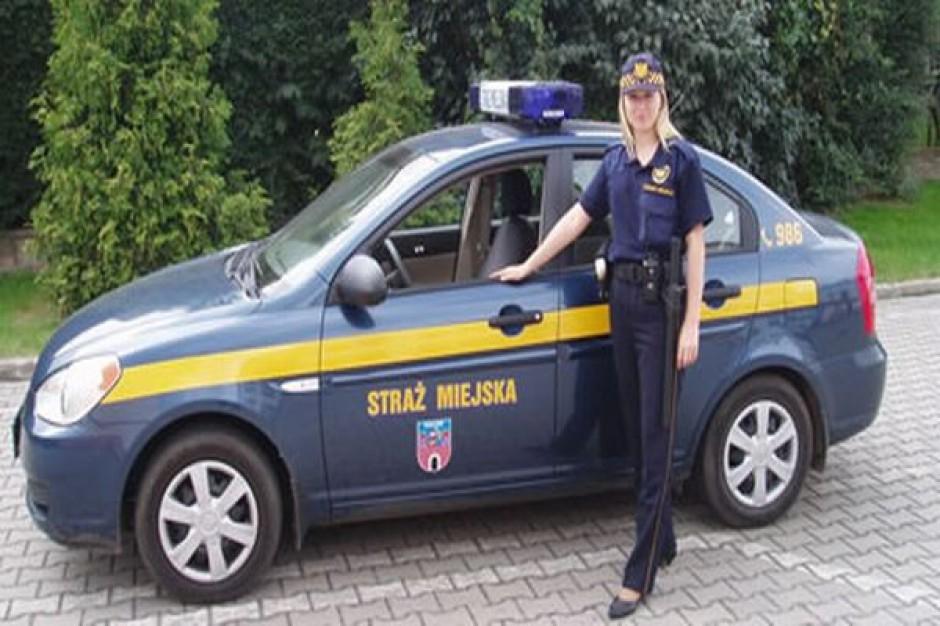 Nowe samochody dla warszawskiej Straży Miejskiej