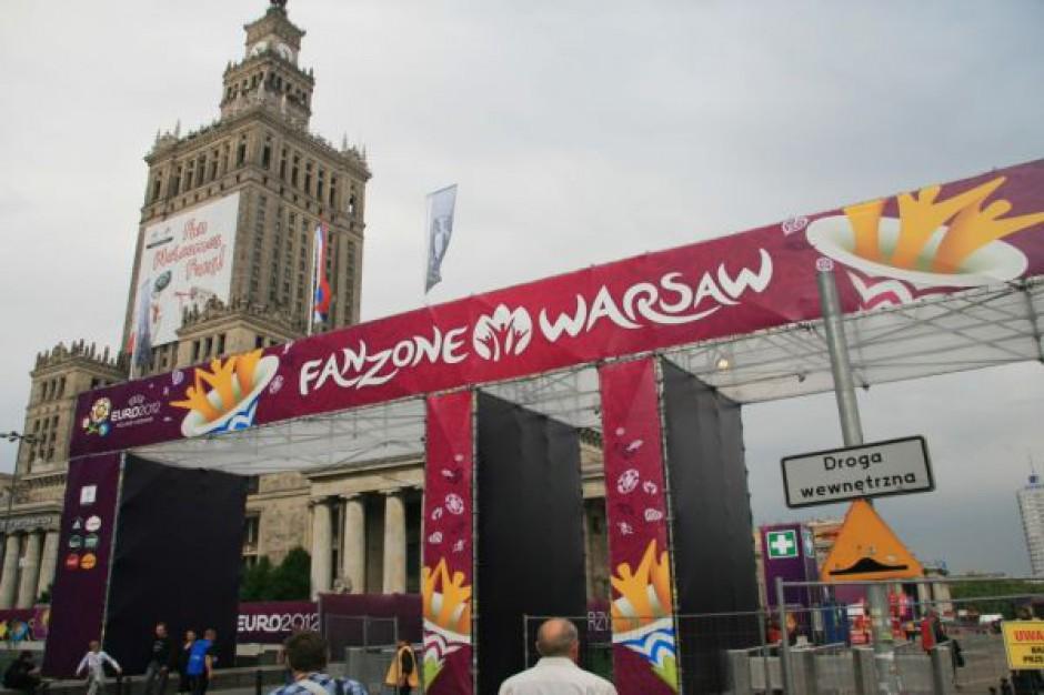 Warszawa jest gotowa na Euro