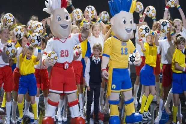 Automaty biletowe informują o Euro 2012
