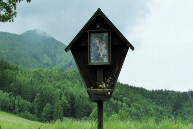 Gmina pomaga remontować kapliczki