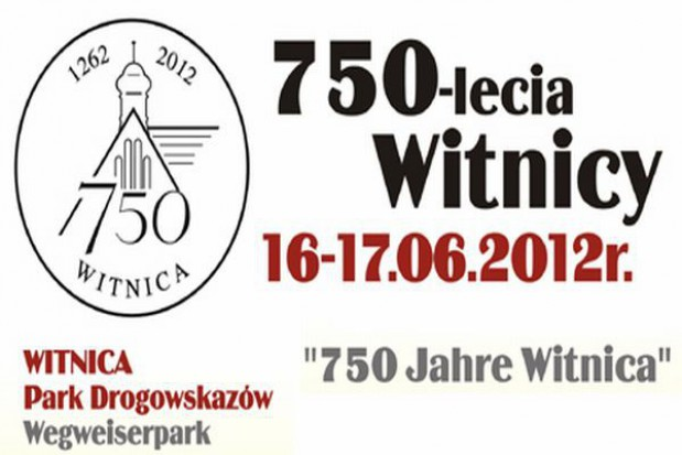 750 lat istnienia Witnicy