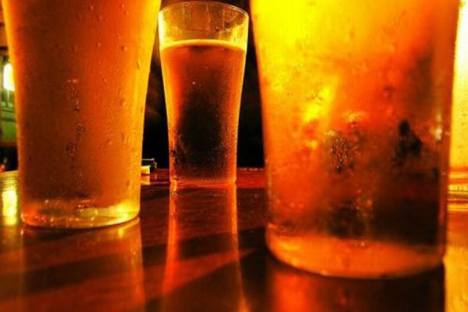 Kibice wolą pić niż zwiedzać Kraków