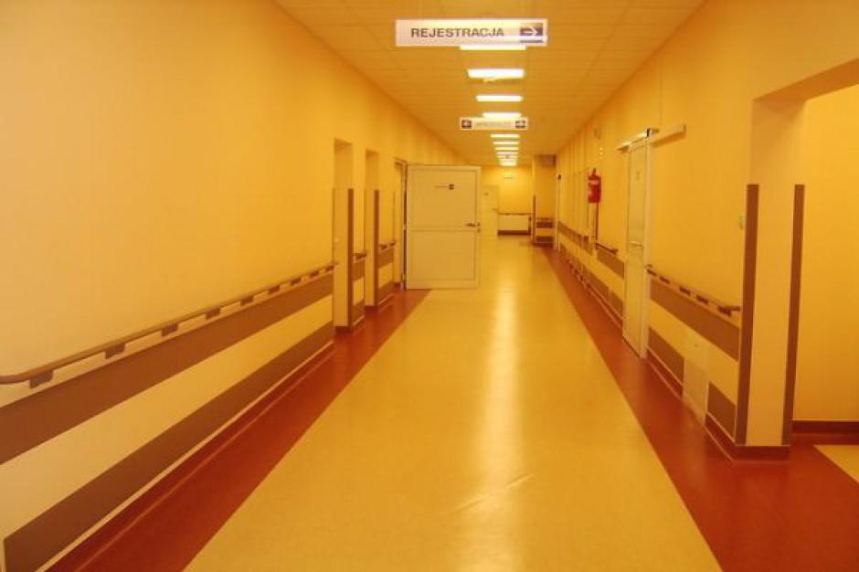 Szpital wstrzymał planowane zabiegi