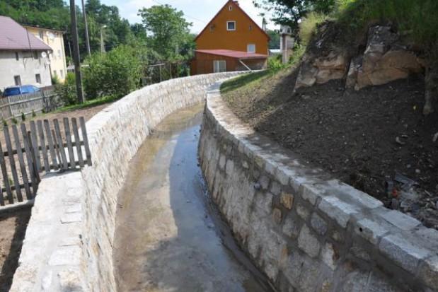 Świdnica usuwa skutki powodzi