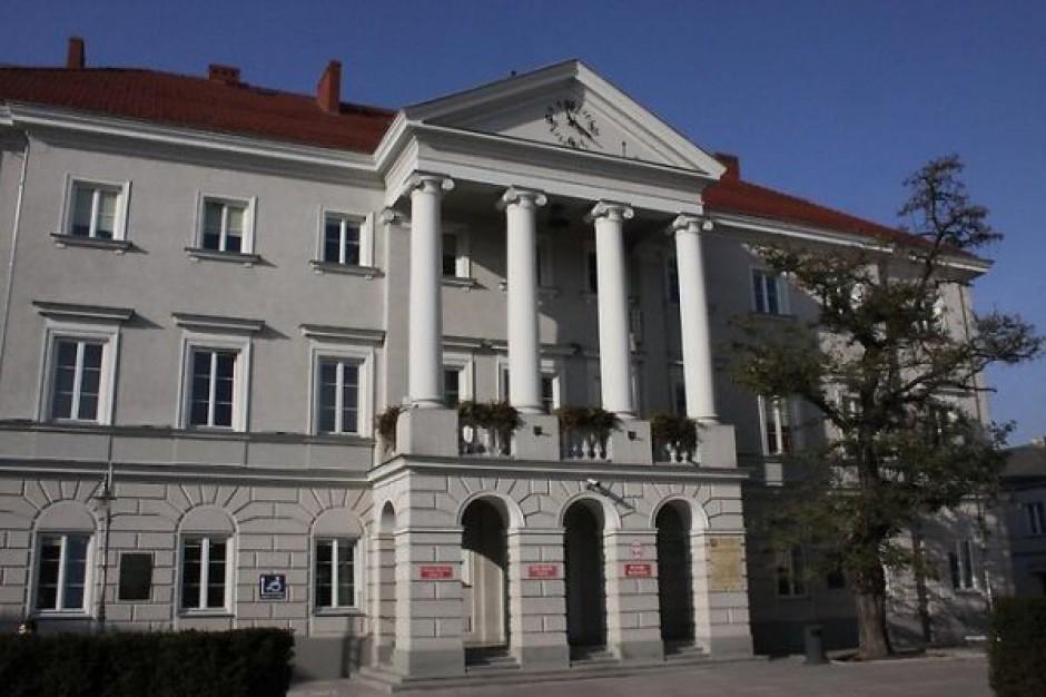 Kielecki Urząd Miasta w piątki do 15:30