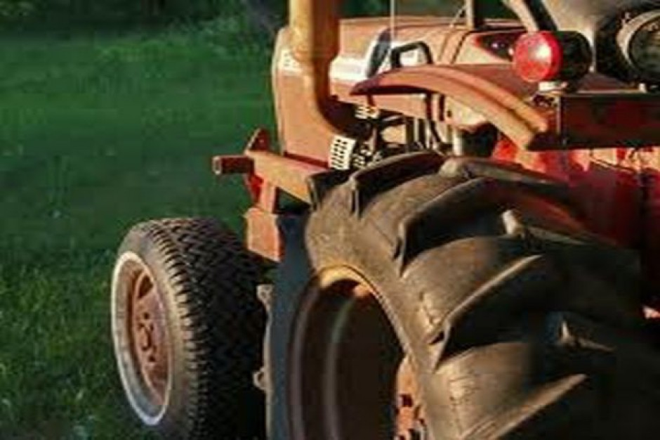Traktory opanowały ulice Szczecina