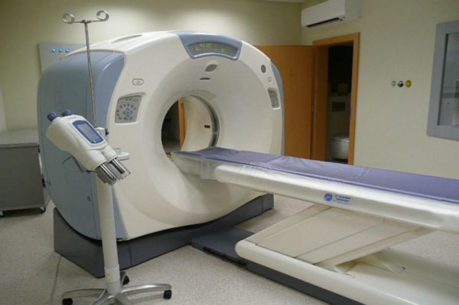 Otwarto nową pracownię tomografii komputerowej