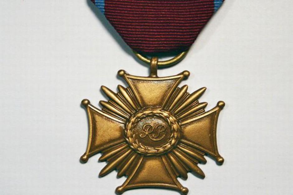 Krzyż Zasługi za niezwykły rodzinny dom dziecka