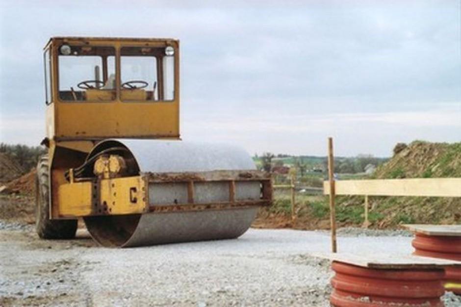 Przerwa w budowie A1 z powodu upadłości firm