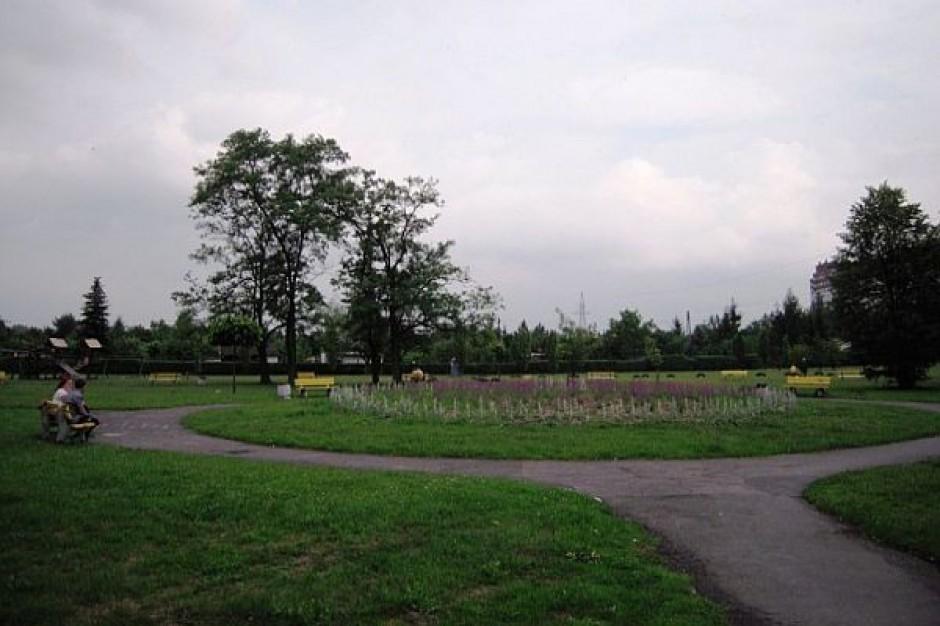 Ogród polisensoryczny dla Sosnowca