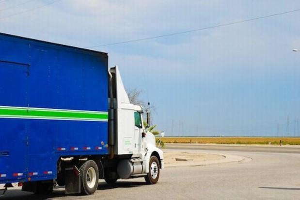 Ograniczenia w ruchu ciężarówek