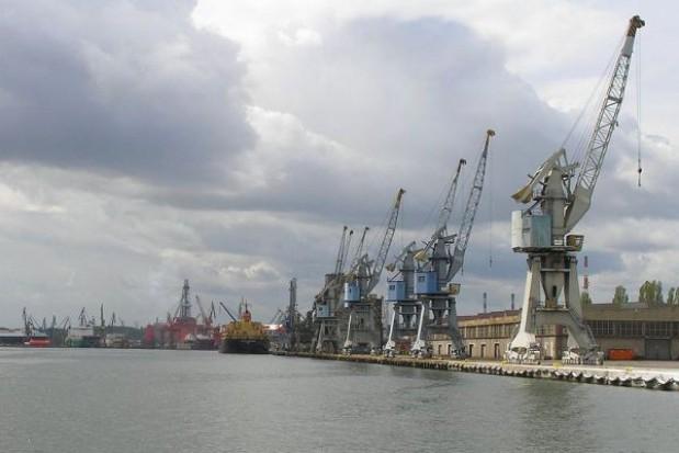 Rośnie portowe znaczenie Gdańska