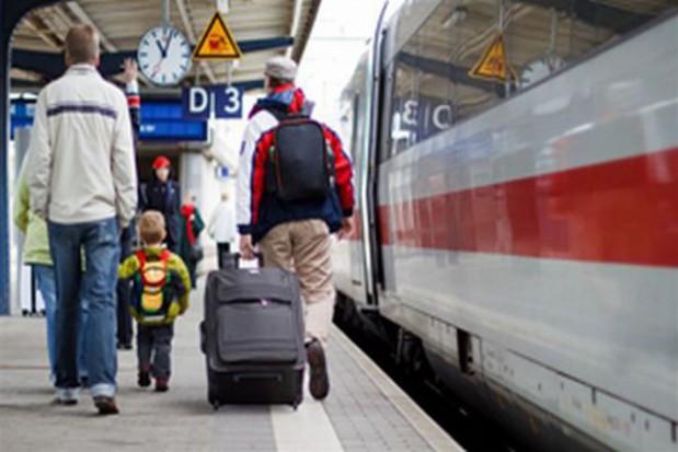 Krócej pociągiem na trasie Toruń-Grudziądz