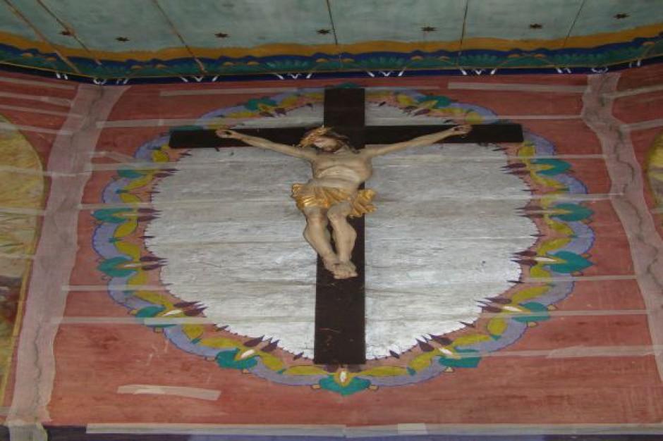 Renowacja kaplicy w Jedliczu