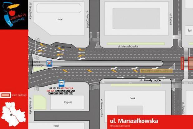 Jeździsz po Warszawie? Poznaj letni rozkład remontów