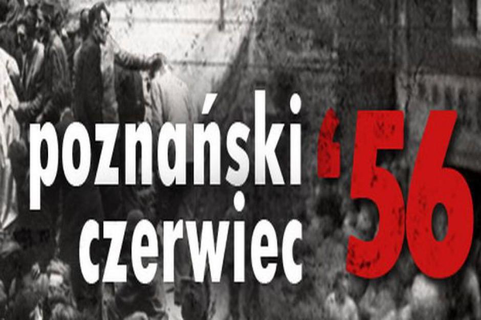 Taka była 56. rocznica Powstania Poznańskiego Czerwca 1956 roku
