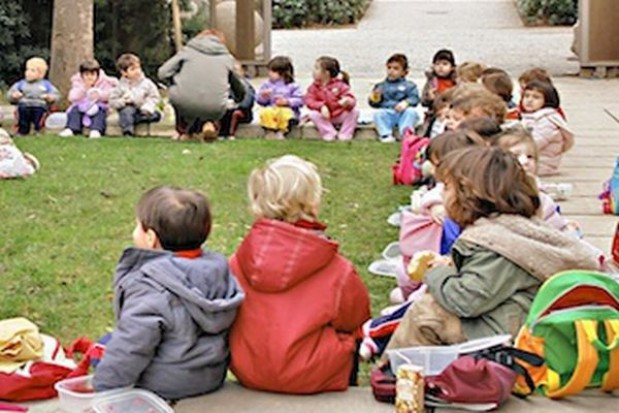 Pięciolatki obowiązkowo w przedszkolu