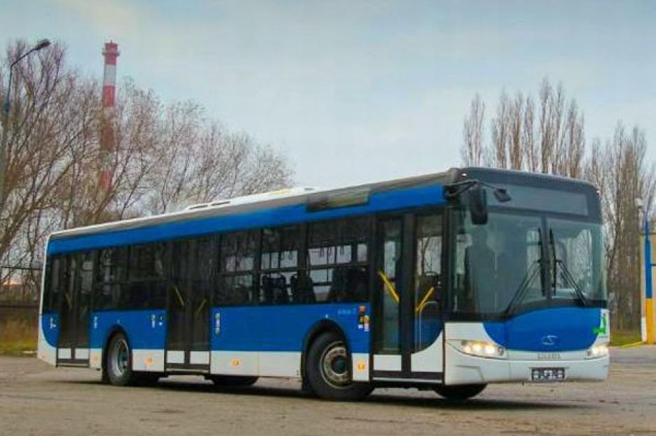 Kontrola klimatyzacji w stołecznych autobusach