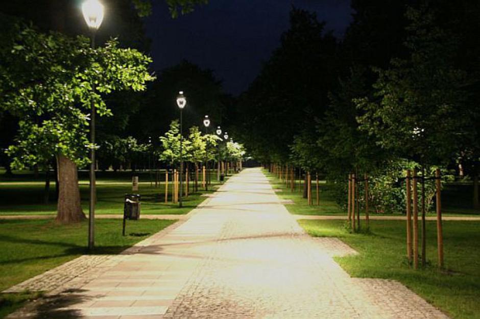 Park Zdrojowy – finał przebudowy