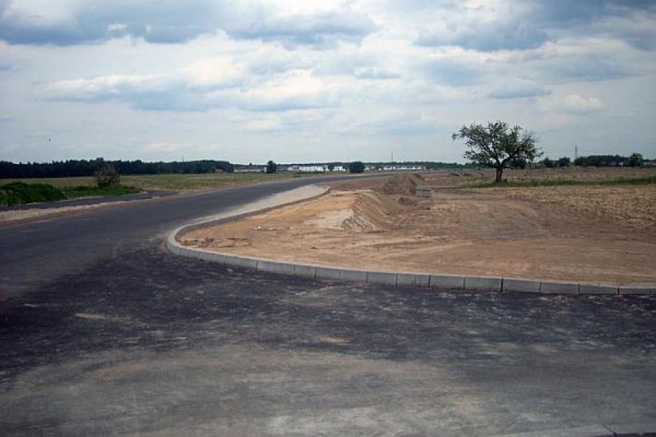 Przebudowa drogi nr 433 Swarzędz-Gądki