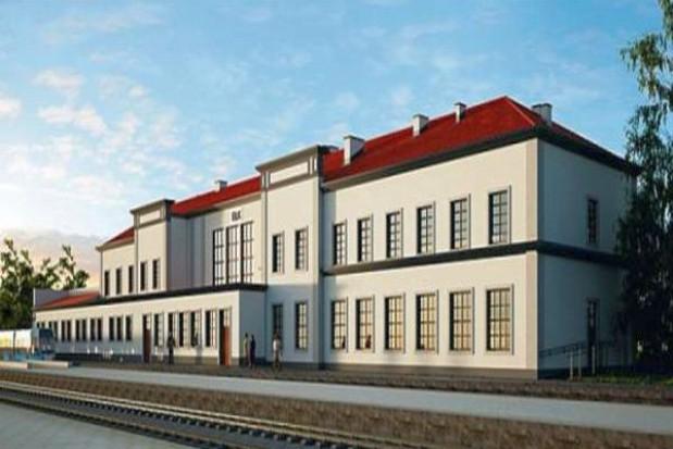 Miliony na remonty dworców kolejowych
