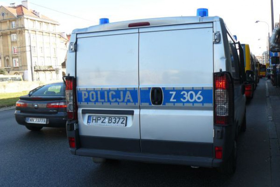 Policja wypożyczy radiowozy