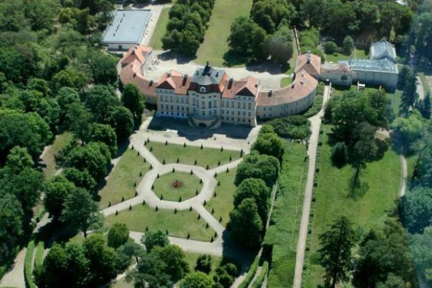 Zmodernizują pałac w Rogalinie