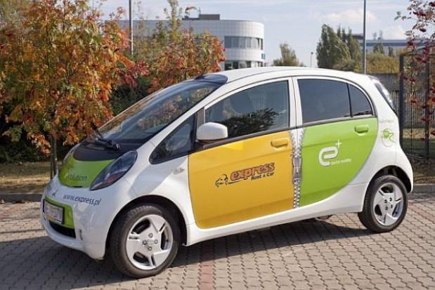 Warszawa stolicą e-samochodów