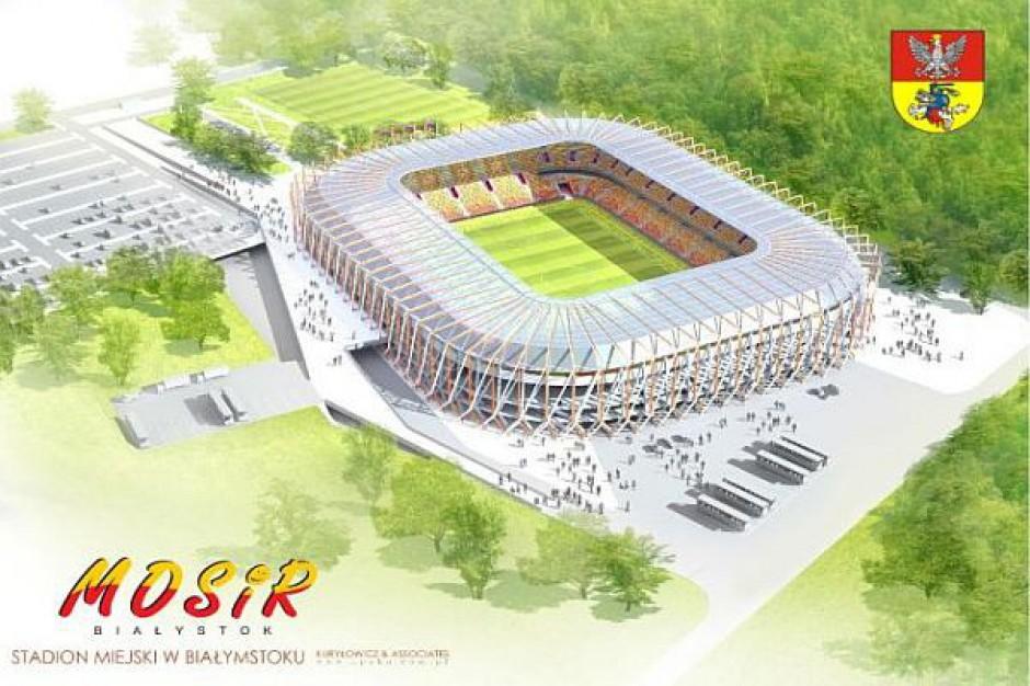 Żądają harmonogramu budowy stadionu