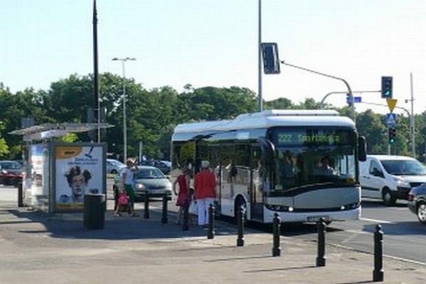 Autobus pod prądem