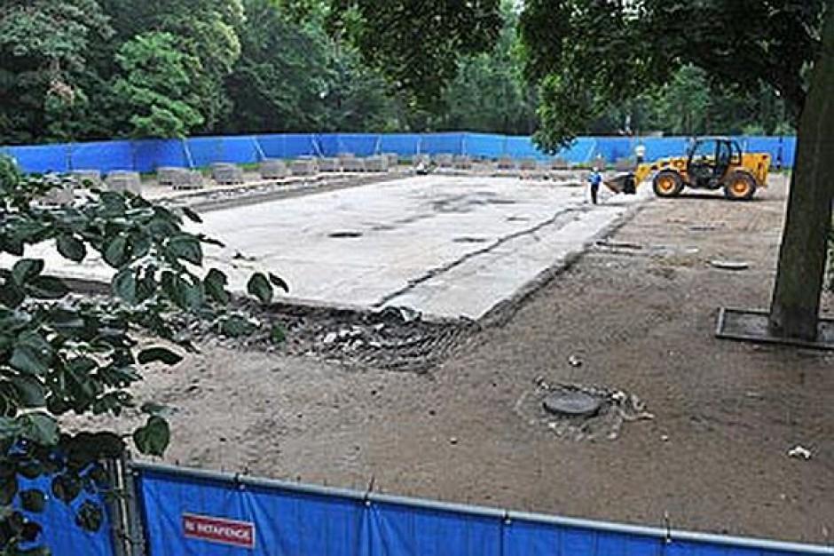 Rewitalizacja toruńskiego parku