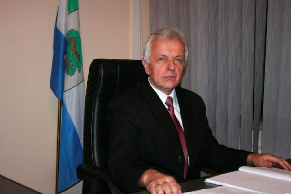 Absolutorium dla burmistrza Konstancina