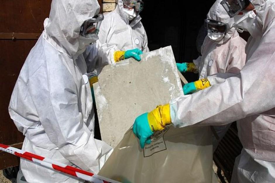 Gdynia namierza azbest