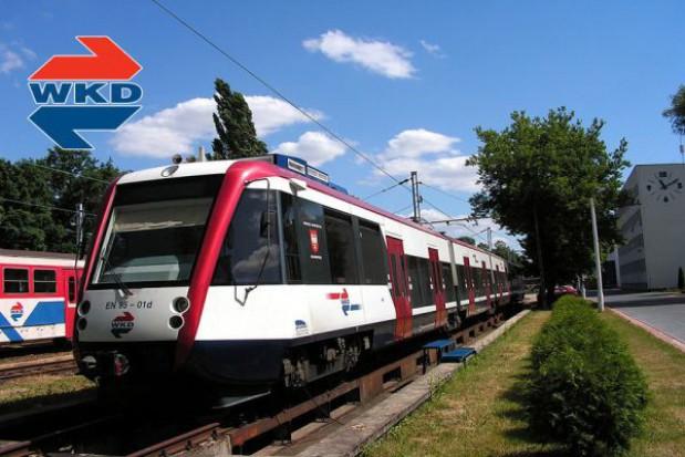 Ponad 109 mln zł z UE na nowe pociągi dla WKD