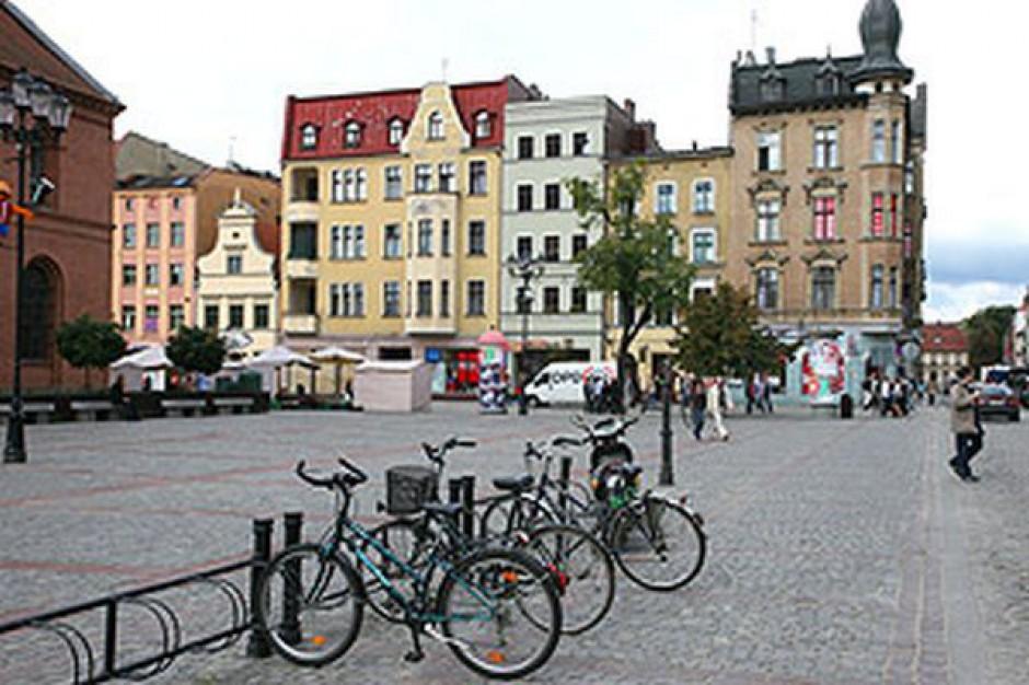 Mieszkańcy wskazali gdzie ustawić rowerowe stojaki