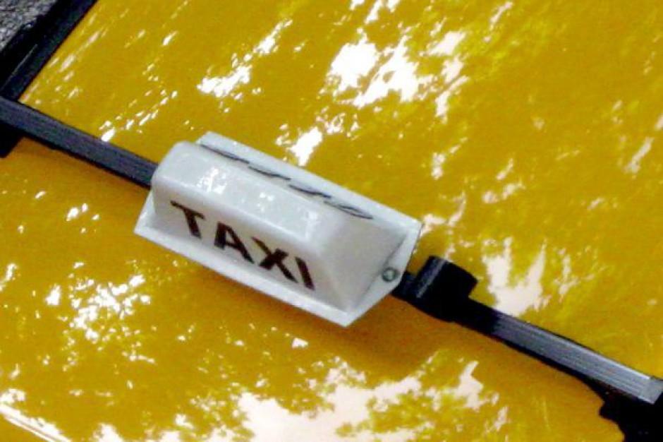 Bezprawne taksówkarskie zapędy radnych