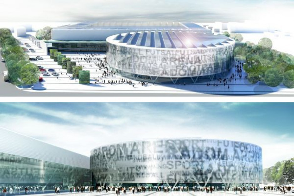 Jest koncepcja hali za 80 mln zł