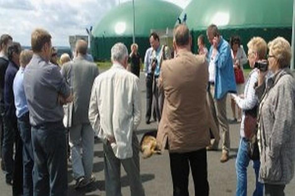 Przekonywali do biogazowni