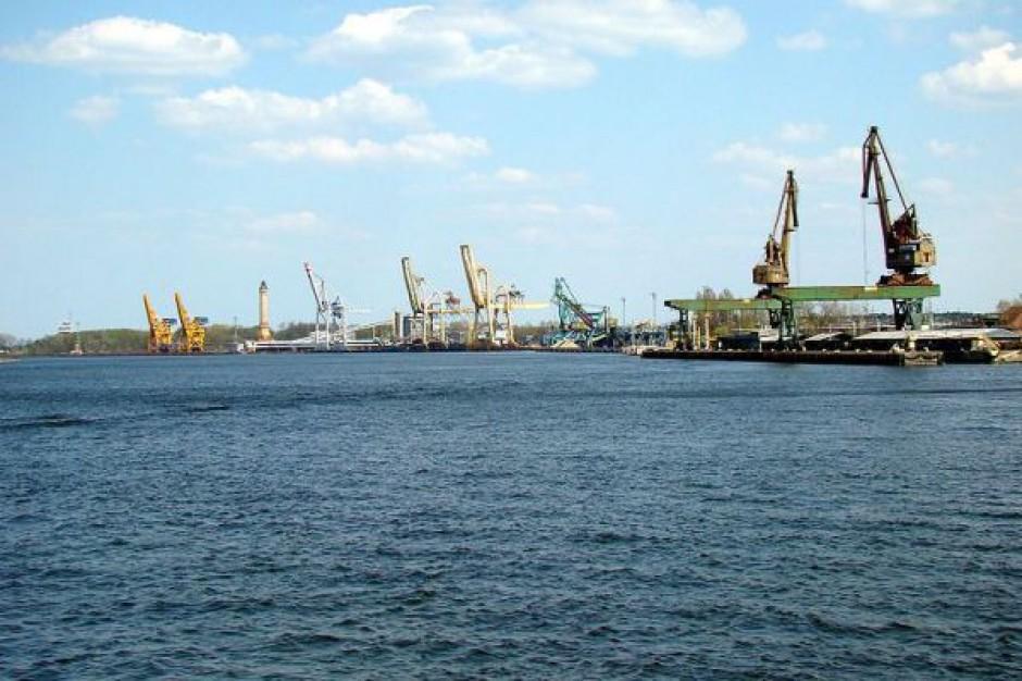 Ponad 70 mln z UE na portu w Świnoujściu