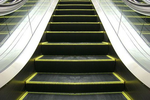 Płock rozważa budowę ruchomych schodów