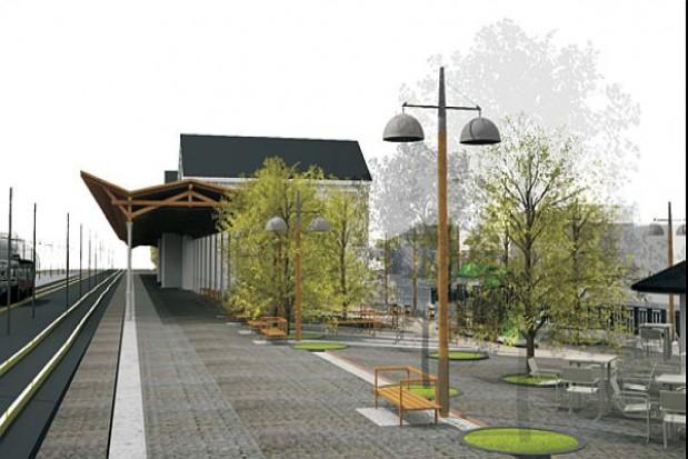 Dworzec w Piotrkowie Trybunalskim jak nowy