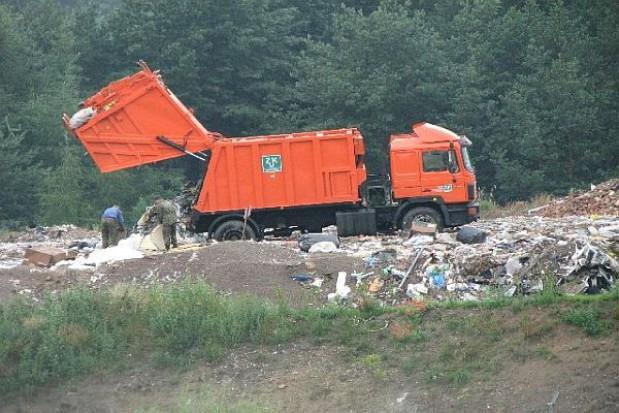 Zrekultywowana przepustka do przetwarzania odpadów